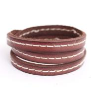 Leather Unisex Bracelet Wristband