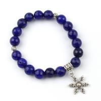 Christmas bracelet with snowflake