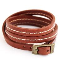 Leather Bracelet Wristband