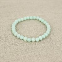 Amazonite bracelet light small