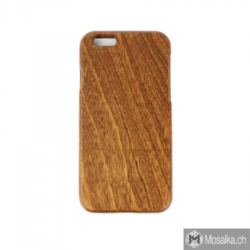 iPhone 6 Holzhülle Sapelli Holzart